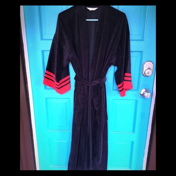 Dior Other Vintage Mens Christian Velour Robe Poshmark